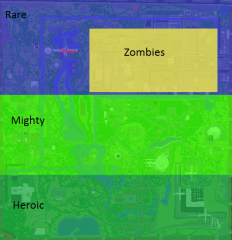 Old Map Mythic Mobs Layout