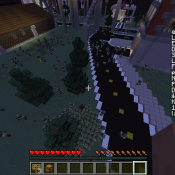 Lots of zombies with our new spawning system